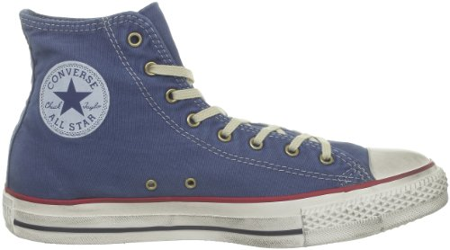 Converse Sneaker Hi 52 Ct Denim bleu 55 286780 Unisex Fash Wash Blau Erwachsene rqnrawzg