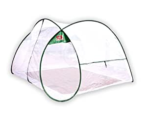 SpeedTent Portable Foldable Mosquito Net Tent Insect protection nets Anti-Bug Net 4~5 Person net tents