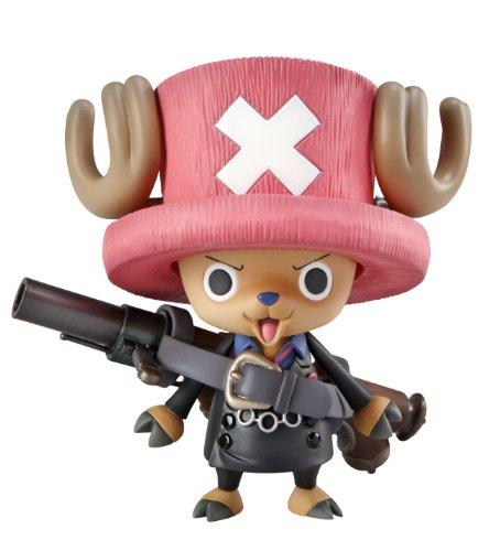 One Piece - P.O.P. - Strong Edition Statue / Figur: Tony Chopper (Black Suit)