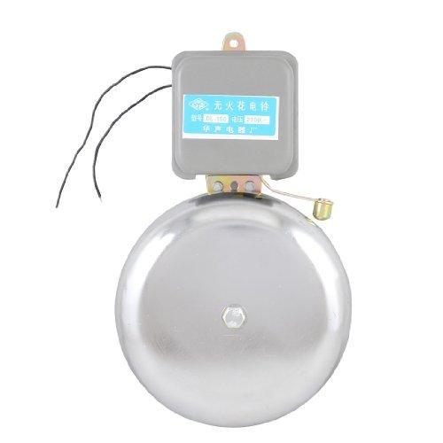 """Werksschule Wired 150mm 6 """"Durchmesser Gong Fire Alarm Elektrische Glocke 25W 220V AC"""