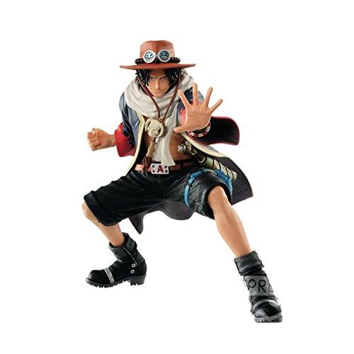 Banpresto - Figurine One Piece - Portgas D Ace King Of Artist 20cm - 3296580803569