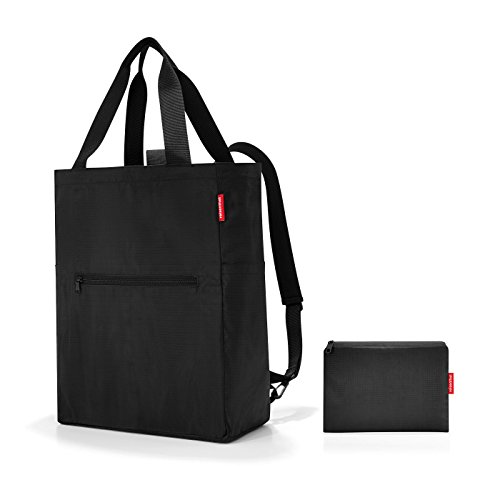 reisenthel Mini Maxi 2-in-1 30,5 x 41 x 15,5 cm 19 Liter Black -