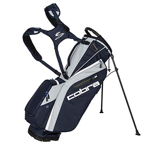 Cobra Ultralight Stand Bag/Golfbag Blau Puma Golftasche 909263, Farbe:Peacoat - Cobra Stand Bag