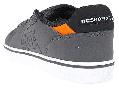DC Notch B, Baskets Basses Gar&CcedilOns Grey