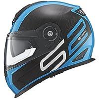 Schuberth S2Sport/Touring DVS Casque Intégral de moto Drag Bleu L 58/59 Drag Blue