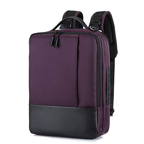 Lzndeal - Mochila antirrobo para portátil, Impermeable, con Puerto USB para Viajes de Negocios, Mochila...