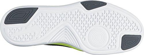 Nike Damen Wmns Lunar Sculpt Gymnastikschuhe Gris (Dark Grey / White-Black-Volt)