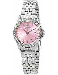 Seiko Damen-Armbanduhr SUR739P1