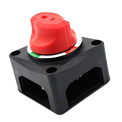FLAMEER Ein / Aus Batterie Kill Switch Boot Rv Boot Marine 275 Amp 2 Position W/AFD Marine Batterie-spezifikationen