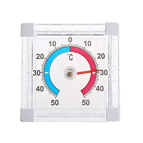 Hohe Qualität Fenster Wand Thermometer Temperatur Indoor Outdoor Wand Gewächshaus Büro Garten...