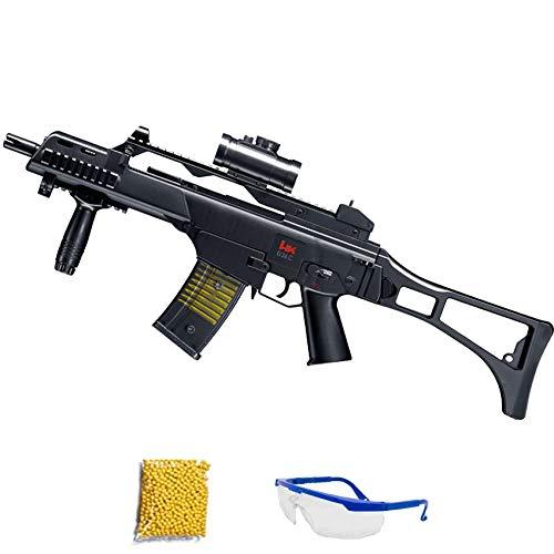 UMAREX HK Heckler&KOCH G36 C (6mm) - Rifle de Airsoft Calibre 6mm (Arma Larga de Aire Suave de Bolas de plástico o PVC). Sistema: Muelle