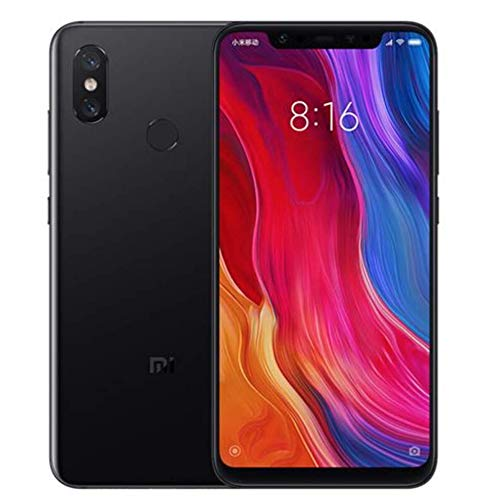 Xiaomi 128GB 6GBRAM Global Version - Xiaomi mi 8 Dual Sim 4G LTE 128GB 6GBRAM- Global Version Black