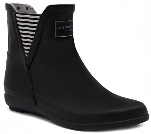 London Fog Womens Piccadilly Closed Toe Ankle Cold Weather Boots