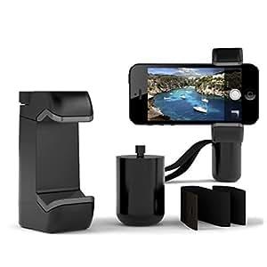 Shoulderpod S1Support professionnel pour Smartphone avec trépied, poignée et support pour Apple iPhone 6S/6S Plus/6C, Samsung Galaxy S6