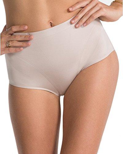 Spanx Damen Retro Brief Taillenslip, Beige (Soft Nude 0), 44 (Herstellergröße: XL)