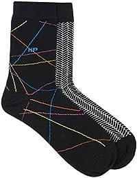 Hush Puppies Men's Calf Socks (Pack of 2)