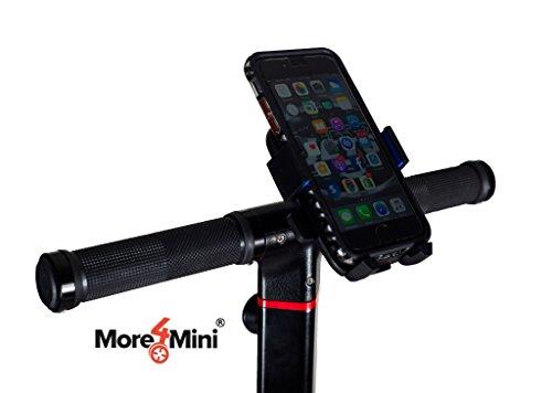 Höhenverstellbarer Lenker für Segway miniPRO (schwarz) - 4