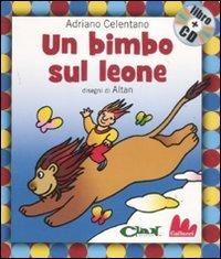 un-bimbo-sul-leone-con-cd-audio