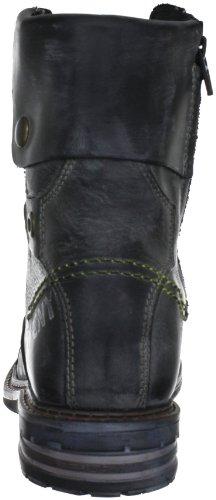 Yellow Cab Soldat W Y25049, Bottines Pour Femmes Noires (schwarz (noir))