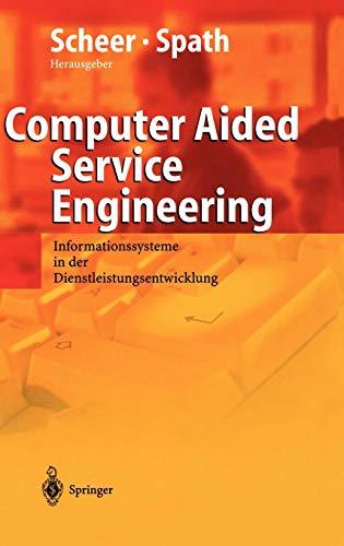 Computer Aided Service Engineering: Informationssysteme in der Dienstleistungsentwicklung (Visualisierung Von Daten In R)