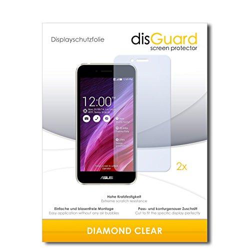 2 x disGuard® Bildschirmschutzfolie Asus Padfone S Schutzfolie Folie
