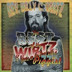 "Best Of The Wirtz: 15 Years Road With A 77"" Pianist"