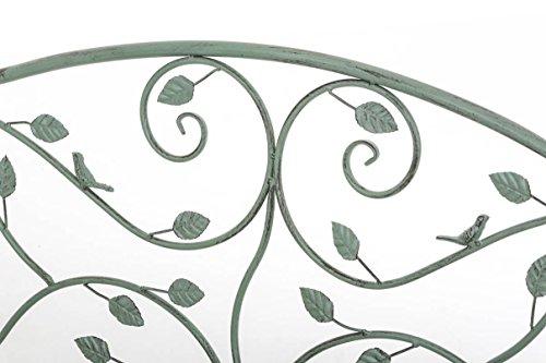 CLP Gartenbank Magda aus lackiertem Eisen