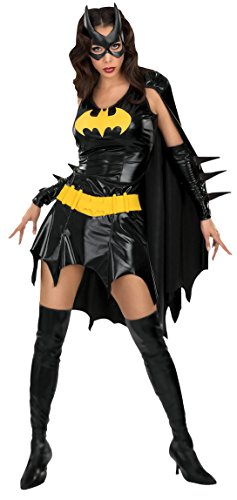 3 888440 XS - Kostüm Batgirl Größe XS (Lego Fancy Dress Kostüm)