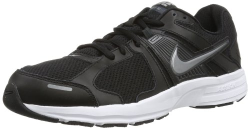 Nike Dart 10, Scarpe sportive, Uomo Schwarz (Black/Grey 005)