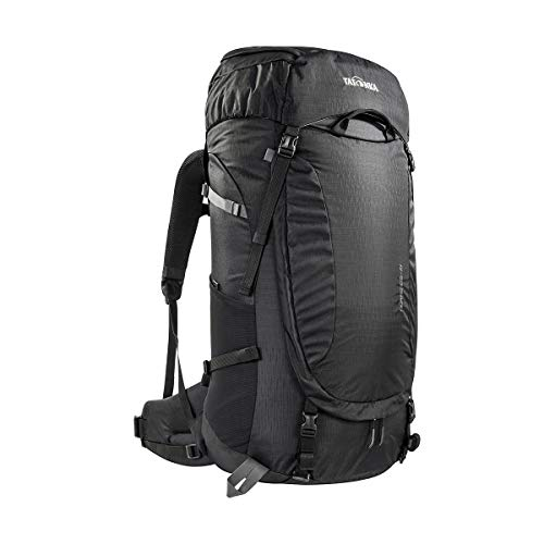Tatonka Noras 65+10 - Trekkingrucksack mit Frontzugriff - für Herren und Damen - 75 Liter - schwarz