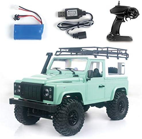 Parkomm 1:12 2.4G TélécomFemmede RC Auto Off-Road Truck Jouet pour  s Vert | Belle En Couleurs