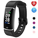 Fitpolo Montre Connectée Homme,Bracelet Connecté Femmes Podometre Cardio Cardiofréquencemètres Enfant Smart Watch Android iOS Etanche IP68 Smartwatch Sport Running Sommeil Calorie pour iPhone Huawei Samsung Xiaomi