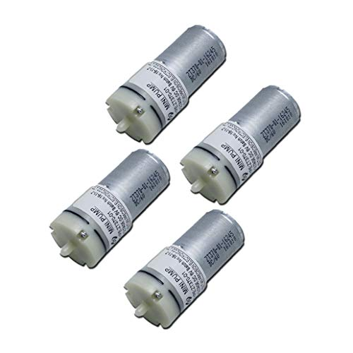 Dent-de-lion Mini-Motor für Luftpumpe, DC 6 V, für Sauerstoff von Aquarium, 370 Mikro-Pumpe für Blutdruckmessgerät Massagegerät