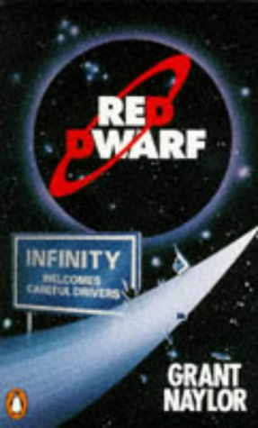 Cover of Red Dwarf (Red Dwarf 1)