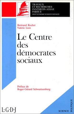 Le Centre des démocrates sociaux
