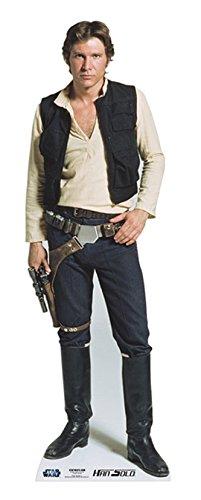 Star Cutouts, Pappaufsteller von Han Solo