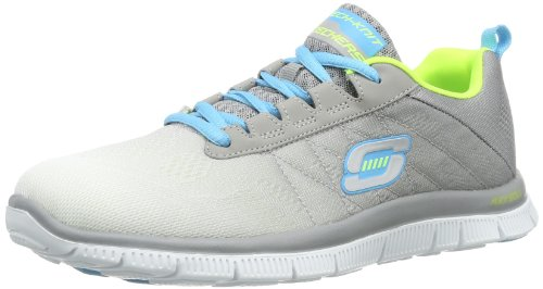 skechers-flex-appeal-new-arrival-damen-sneakers-weiss-wgy-39-eu