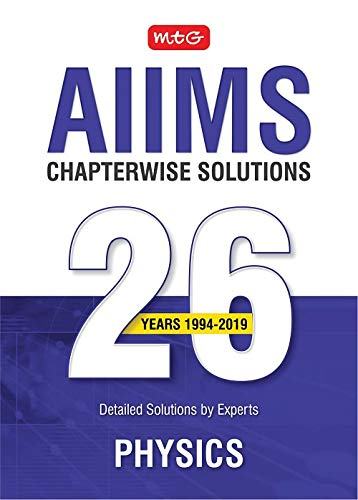 26 Years AIIMS Chapterwise  Solutions - Physics