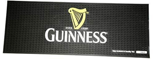 Guinness Gummischuhmatte (strapazierfähige Abtropfschale)