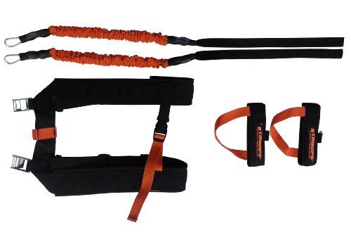 Stroops Erwachsene Slastix Explosive Feet, Orange, M/9 kg, 50-0131