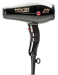 Parlux Sèche-Cheveux 385 Power Light Ionique et Céramique Noir