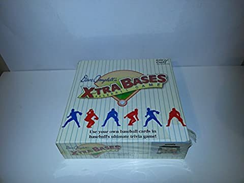 Dave Campbell's Xtra Bases Baseball Game by Dave Campbell's Xtra Bases Baseball Game