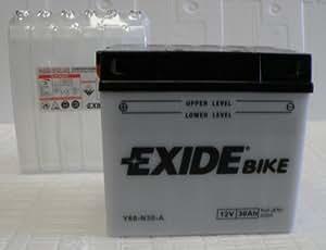 Exide Y60-N30-A batterie de moto - 30Ah
