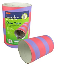 Rosewood Small Animal Activity Toy Rabbit Tube Boredom Breaker, Giant from ROSEWOOD