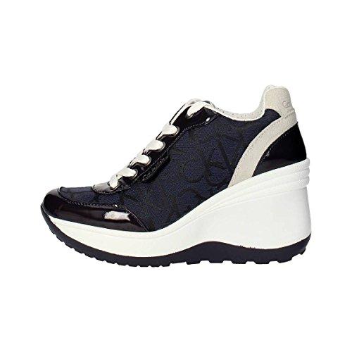 sneakers calvin klein con zeppa
