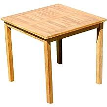 Suchergebnis Auf Amazon De Fur Gartentisch Holz 80x80