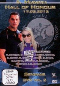 5. Munich Hall of Honour 2012 Kampfsport Seminar DVD Vol.2 (Hazel Smith)