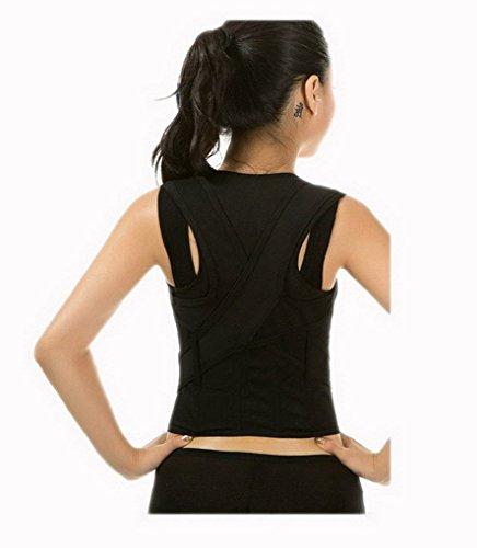 acme-mujer-hombre-ninos-ajustable-recta-plana-correccion-de-postura-espalda-plana-faja-deportiva-par