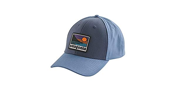 635e0e0c1b03a Cap Men Patagonia Up   Out Roger Trucker Cap  Amazon.co.uk  Clothing