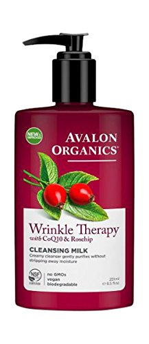 avalon-organics-coq10-repair-facial-cleansing-milk-251ml
